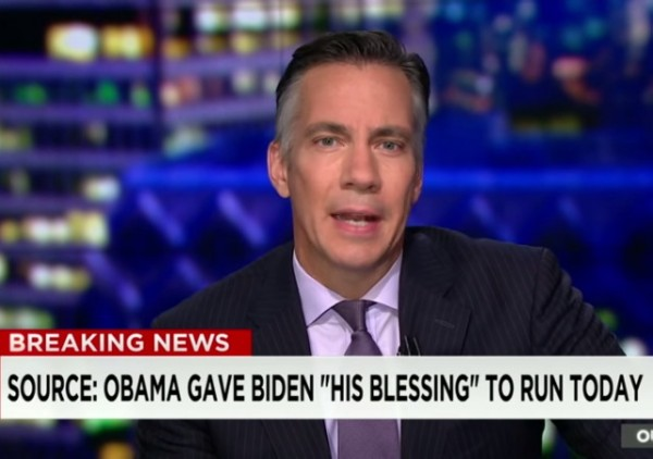 CNN Obama Biden Run 2016