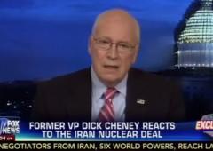 Cheney on Iran