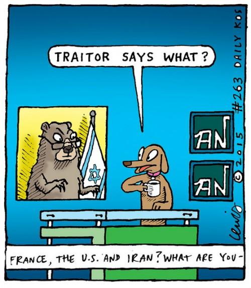 http://www.dailykos.com/story/2015/08/08/1409827/-Cartoon-Animal-Nuz-263-Shame-on-Schumer-Edition