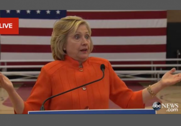Hillary Clinton Server Questions Town Hall Press Conf