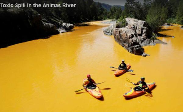 LI #07 EPA Spill on Animas River