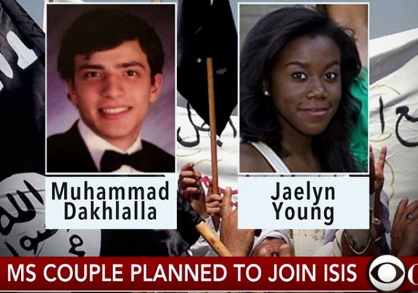 MS Couple ISIS