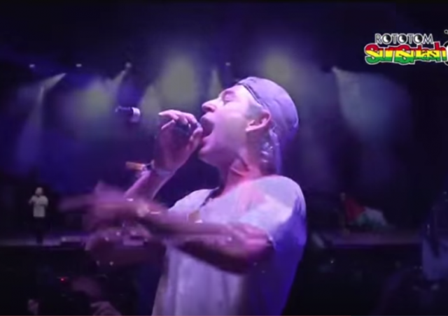 Matisyahu Rototom Sunsplash Sings Jerusalem