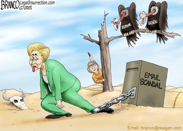 Hillary DNC Opponents