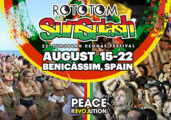 Spanish Reggae Festival Rototom Facebook Page Banner cropped