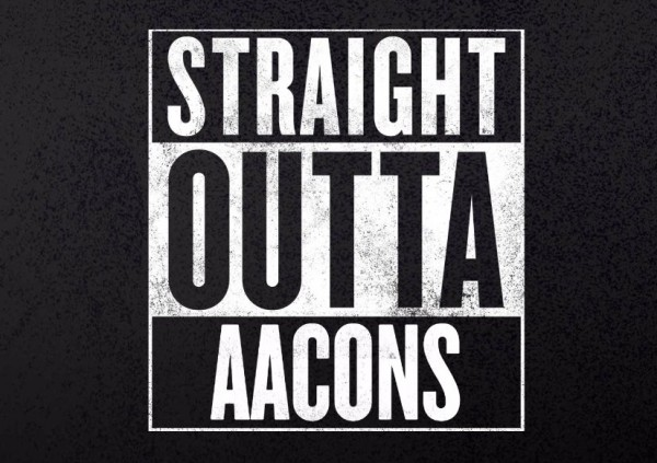 Straight Outta AACONS