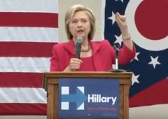 hillary speech august 2015