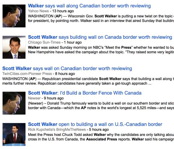 scott walker headlines border canada immigration reform