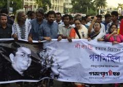 Bangladesh Blogger Threat