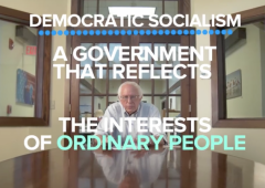Bernie Sanders Defines Democratic Socialism not a dirty word 2016 presidential campaign election