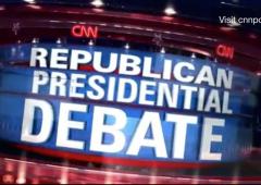 CNN debate main stage trump fiorina top candidates hugh hewitt donald trump