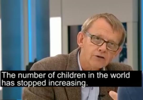 Hans Rosling Gapminder