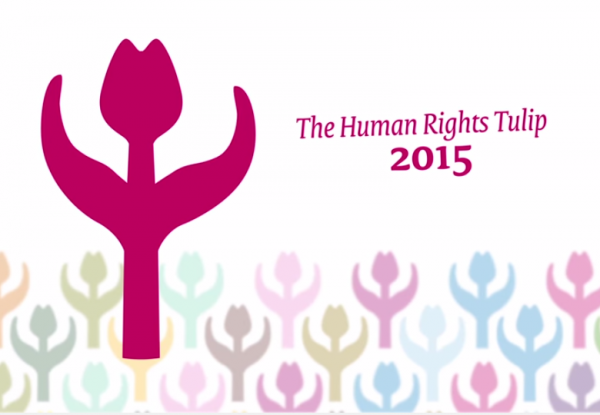 Human Rights Tulip 2015