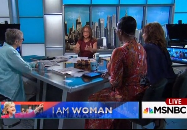 MSNBC Panel on Hillary