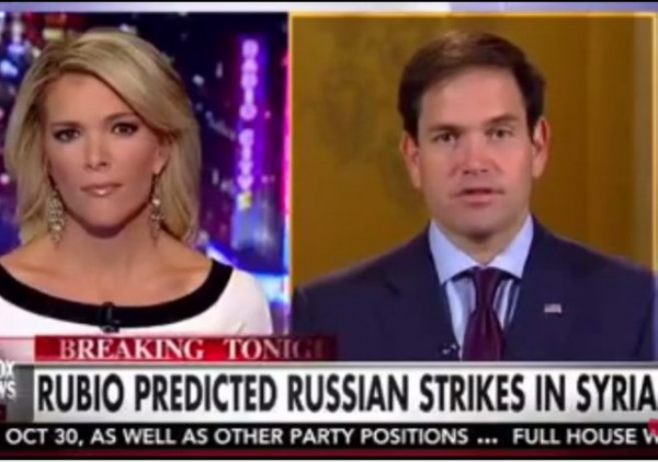 Marco Rubio on Syria