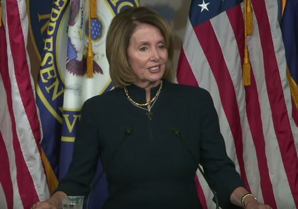 Nancy Pelosi on Boehner