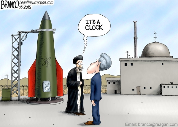 Iran Nuke Ticking