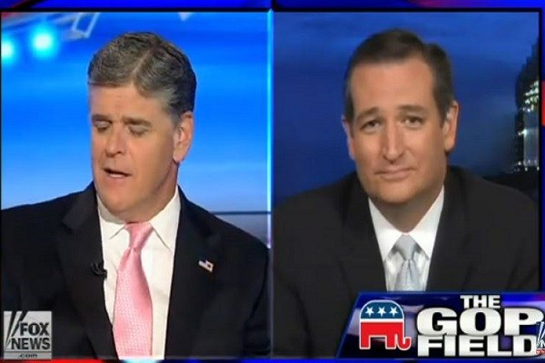 Ted Cruz on Hannity