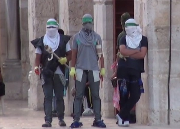 Jew Detector: Israel Thwarts Planned Attack On Jewish Temple Mount