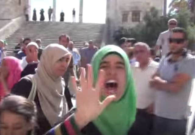 "Israel Finally Outlaws ""Temple Mount Screamers"""