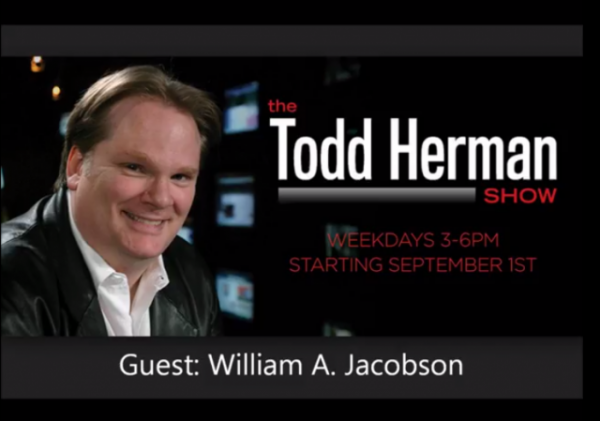 Todd Herman Show - William A. Jacobson 2