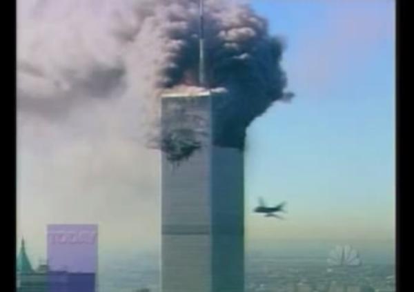 World Trade Center 9-11 Second Plane