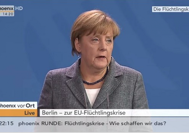angela merkel september 2015