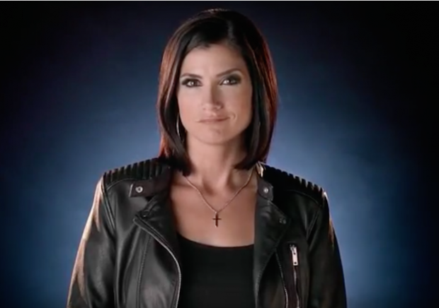 That NRA Foundation Ad Starring Dana Loesch Is Just About The Most Beautiful Thing You'll Ever See