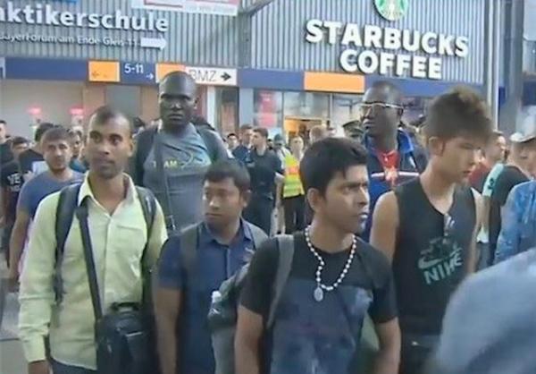european crisis refugees migrants