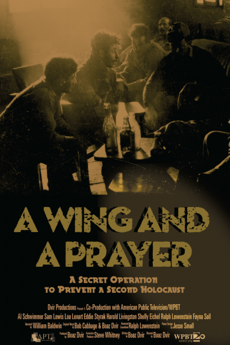 A Wing and A Prayer, One Sheet