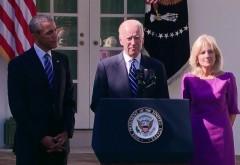 Biden Not Running Statement