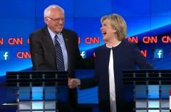 First Dem debate_ Sanders hands Hillary the nomination