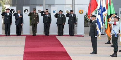 Arrival Ceremony for Gen. Joseph Dunford