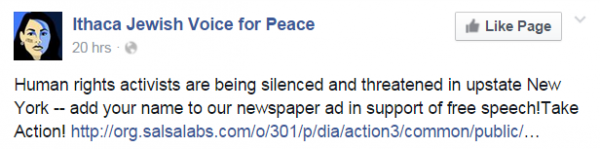https://www.facebook.com/ithacajewishvoice4peace/posts/518448974997667