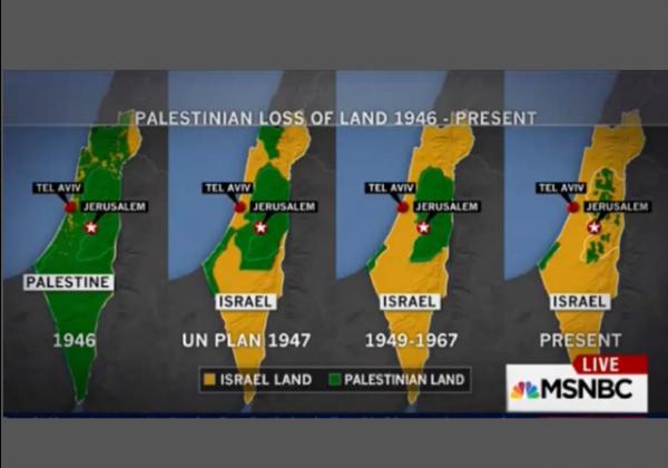Map that Lies - MSNBC w border
