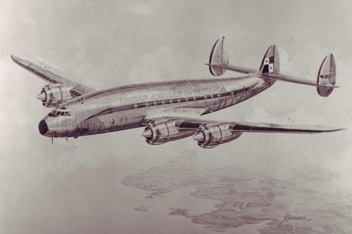 Panama Airlines Plane