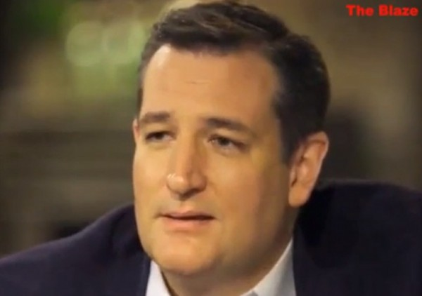 Ted Cruz Climate Change