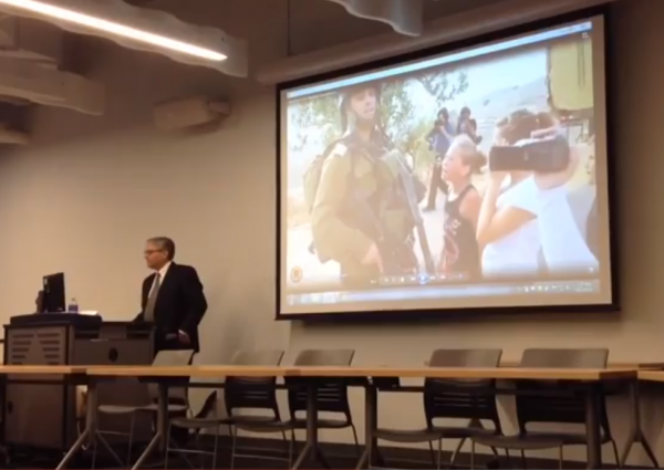 William Jacobson Ithaca College Bassem Tamimi Talk