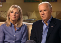 joe biden not running for president interview 60 minutes