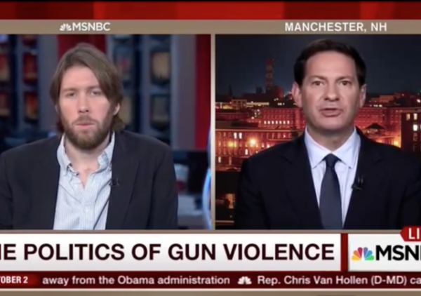 mark halperin morning joe msnbc charles cooke national review fun violence oregon community college shooting gun control media bias solutions