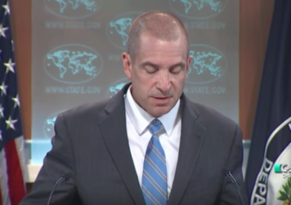 mark toner state department october 2015