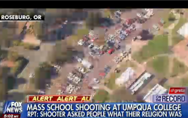 oregon umpqua college shooting