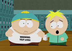 yelp suing south park comedy central myth not suing
