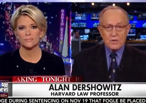 Alan Dershowitz on college protests