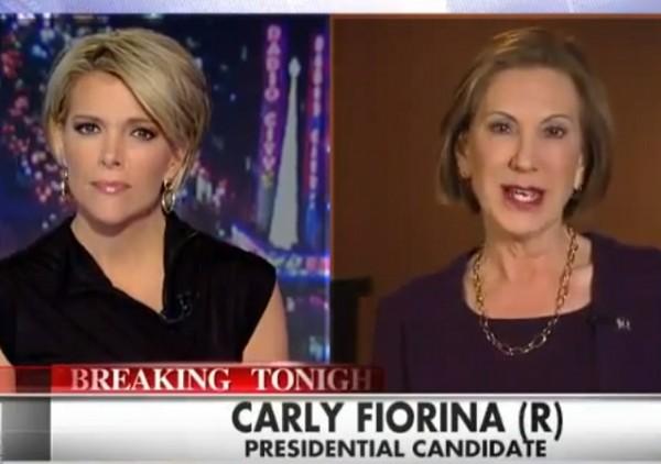 Carly Fiorina ISIS Obama
