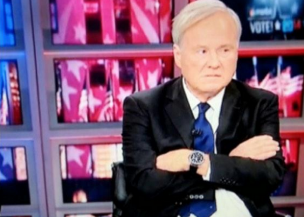 Chris Matthews Election Night 2014