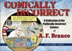 Comically Incorrect Book Cover Front