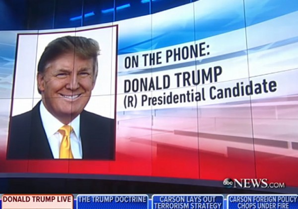 Donald Trump ABC