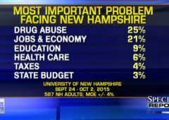 Drug Abuse Poll in NH