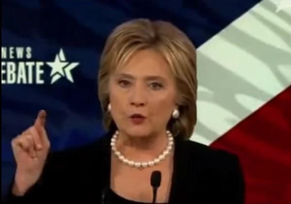 Hillary Clinton 911